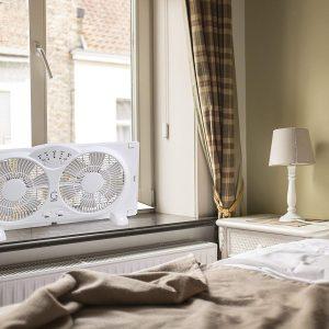whole house window fan